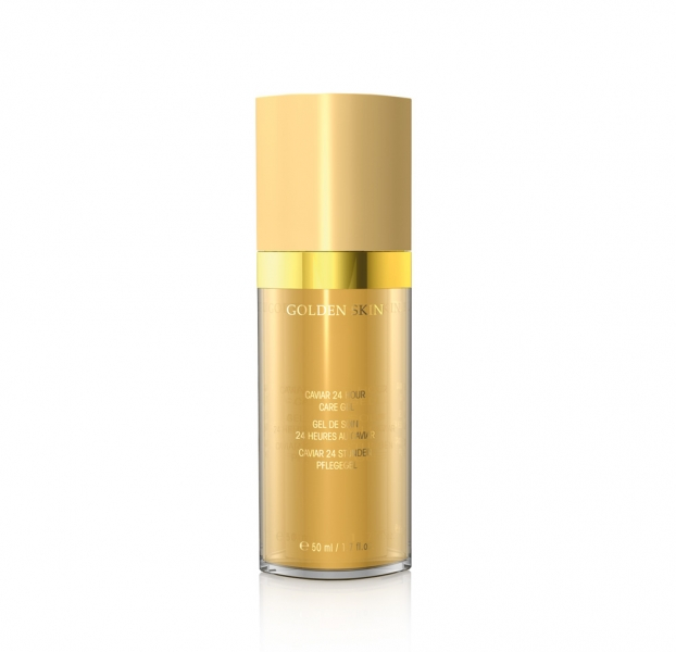 3292 golden skin kavijar gel za lice