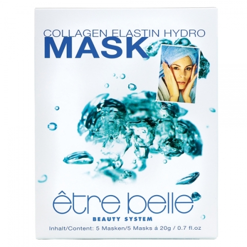 3563 Collagen elastin maska