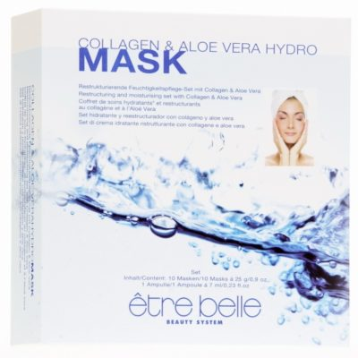 3567 Collagen & Aloe Vera maska za hidrataciju