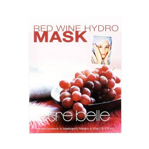 3566 Red Wine maska za hidrataciju