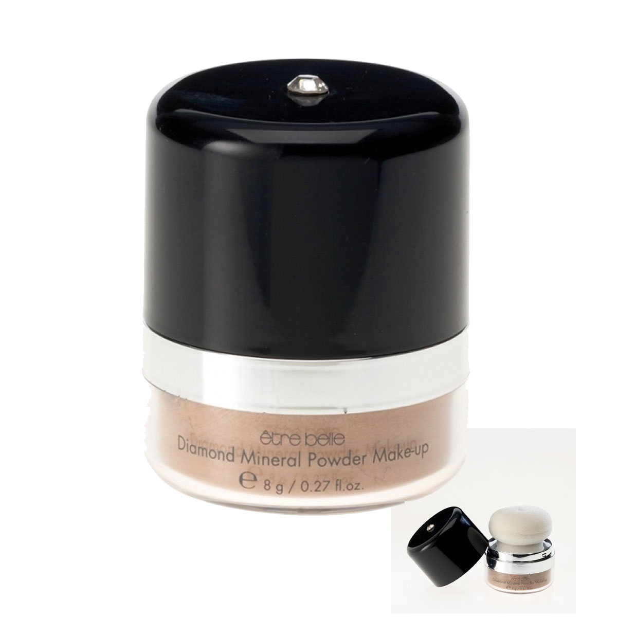 421 Diamond Mineral puder